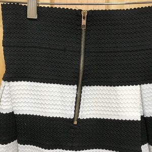 this Skirts - THIS striped high waist skirt ball gown style